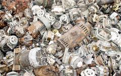 非鉄金属リサイクル