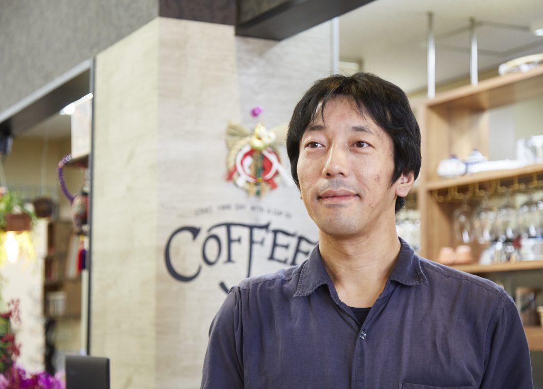 セブンラックカフェ 高木浩司さん