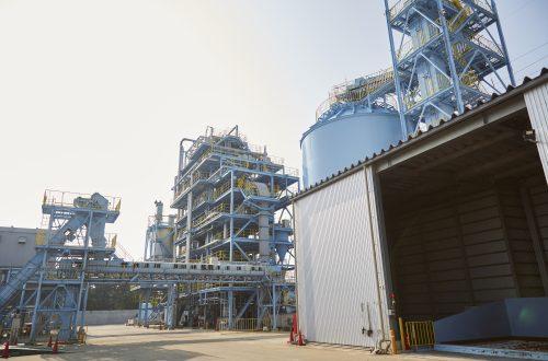 グリーンエネルギー北陸</BR>バイオマスボイラー発電所運転監視業務