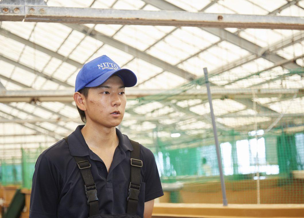 堀岡養殖漁業協同組合 酒井克典さん